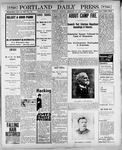 Portland Daily Press: February 15, 1900