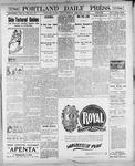 Portland Daily Press: February 16, 1900
