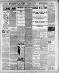 Portland Daily Press: February 20, 1900