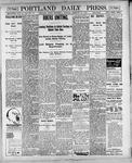 Portland Daily Press: February 21, 1900