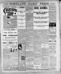 Portland Daily Press: February 27, 1900