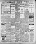 Portland Daily Press: March 1, 1900