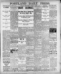 Portland Daily Press: March 5, 1900