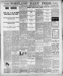 Portland Daily Press: March 7, 1900