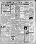 Portland Daily Press: March 8, 1900