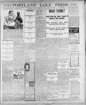 Portland Daily Press: March 13, 1900
