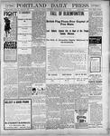 Portland Daily Press: March 15, 1900