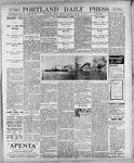 Portland Daily Press: March 16, 1900
