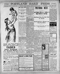 Portland Daily Press: March 17, 1900
