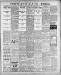 Portland Daily Press: March 19, 1900