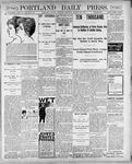 Portland Daily Press: March 20, 1900