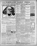 Portland Daily Press: March 21, 1900