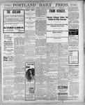 Portland Daily Press: March 22, 1900