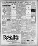 Portland Daily Press: March 23, 1900