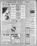 Portland Daily Press: March 24, 1900