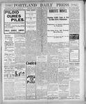 Portland Daily Press: March 29, 1900