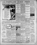 Portland Daily Press: March 31, 1900