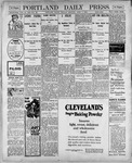 Portland Daily Press: April 3, 1900