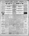 Portland Daily Press: April 4, 1900