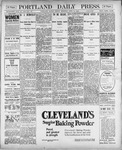 Portland Daily Press: April 6, 1900