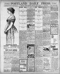 Portland Daily Press: April 7, 1900