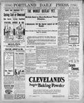 Portland Daily Press: April 11, 1900