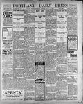 Portland Daily Press: April 19, 1900
