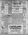 Portland Daily Press: April 20, 1900
