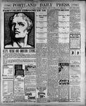 Portland Daily Press: April 21, 1900