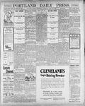 Portland Daily Press: April 25, 1900