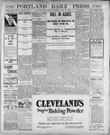 Portland Daily Press: April 27, 1900
