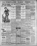 Portland Daily Press: April 28, 1900