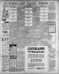 Portland Daily Press: May 1, 1900