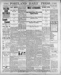 Portland Daily Press: May 2, 1900