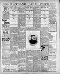 Portland Daily Press: May 3, 1900