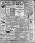 Portland Daily Press: May 7, 1900