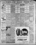 Portland Daily Press: May 10, 1900