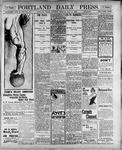 Portland Daily Press: May 12, 1900