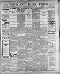 Portland Daily Press: May 14, 1900