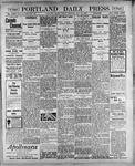 Portland Daily Press: May 18, 1900