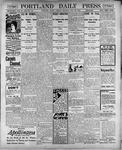 Portland Daily Press: May 22, 1900