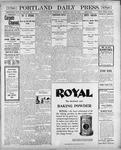 Portland Daily Press: May 23, 1900