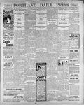 Portland Daily Press: May 24, 1900