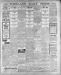 Portland Daily Press: May 25, 1900