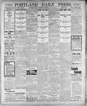 Portland Daily Press: May 28, 1900