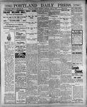 Portland Daily Press: June 2, 1900