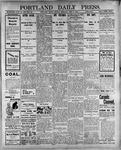Portland Daily Press: June 4, 1900