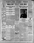 Portland Daily Press: June 6, 1900