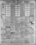 Portland Daily Press: June 11, 1900
