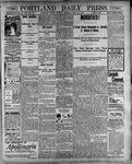 Portland Daily Press: June 12, 1900